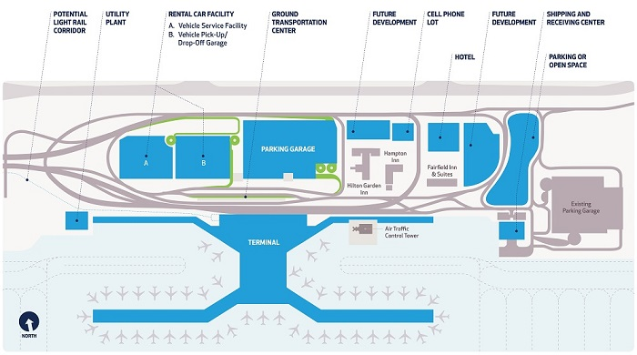 New terminal Airport planning and design course