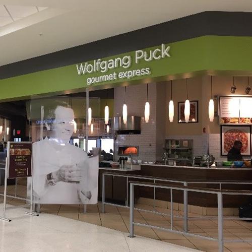 Wolfgang Puck Gourmet Express